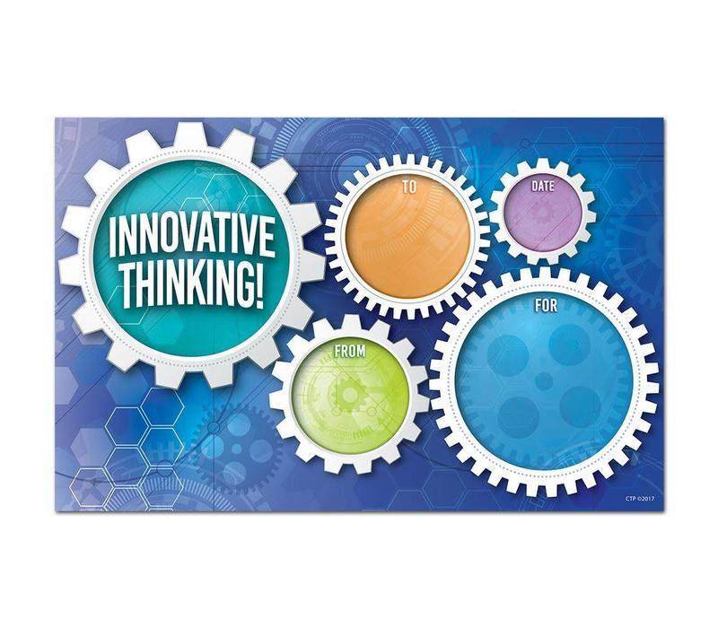Innovative Thinking Award *