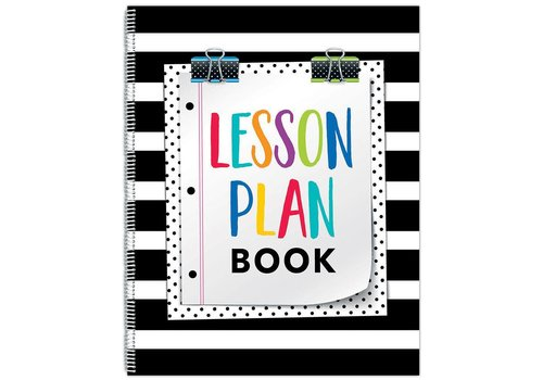 Creative Teaching Press Lesson Book, Bold & Bright