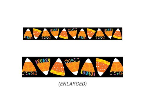 Creative Teaching Press Poppin' Patterns Candy Corn Border