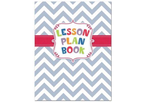 Creative Teaching Press Chevron Lesson Plan Book