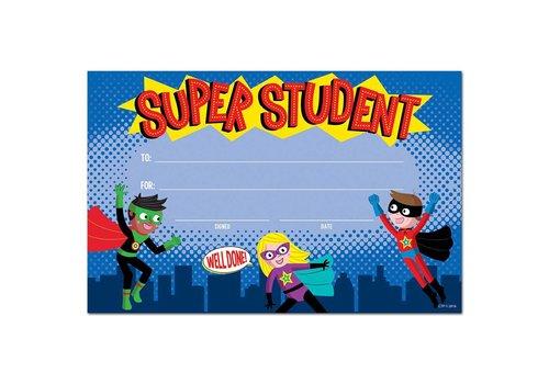 Creative Teaching Press Superheroes Award