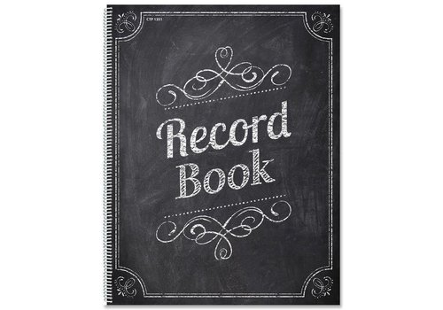 Creative Teaching Press Chalk It Up! Record Book