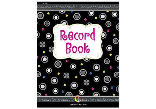 Creative Teaching Press BW Collection Record Book