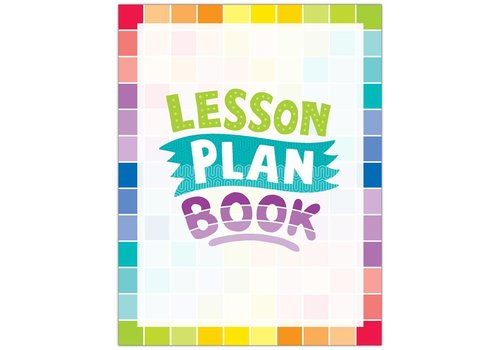 Creative Teaching Press Painted Palette Lesson Plan Book