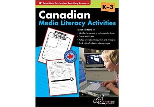 NELSON Canadian Media Literacy, K-3
