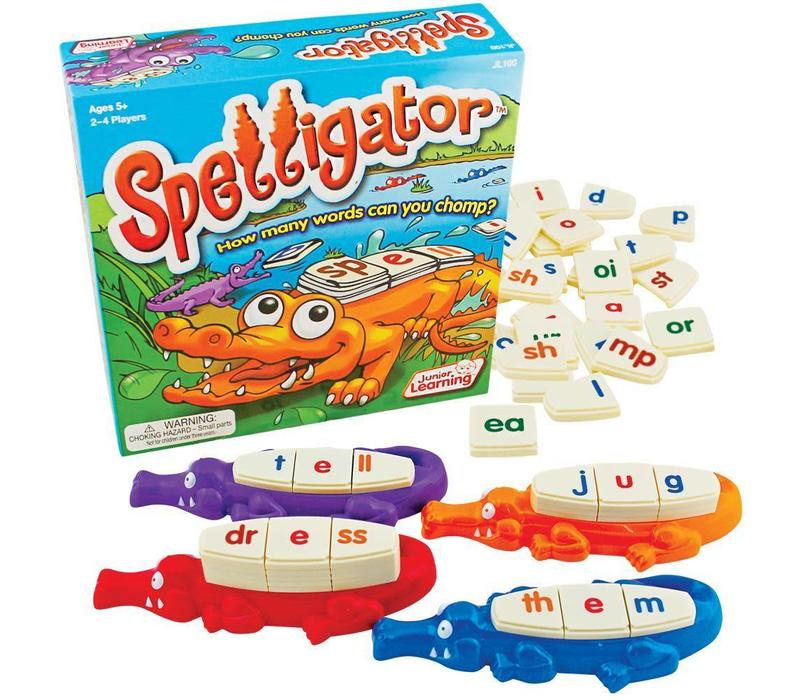 Spelligator Word Building Game