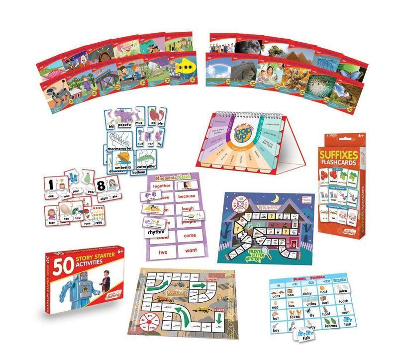 Common Core: Spelling Kit