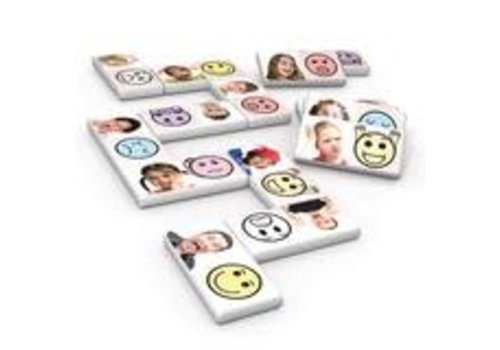 JUNIOR LEARNING Emotion Dominoes