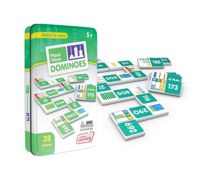 Place Value Dominoes *