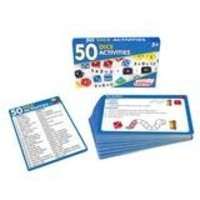 50 Dice Activity Cards *
