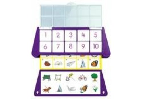 JUNIOR LEARNING Early Accelerator Cards Set 1 for Smart Tray