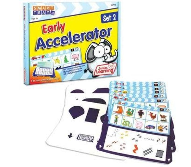 Early Accelerator Cards Set 2 for Smart Tray *
