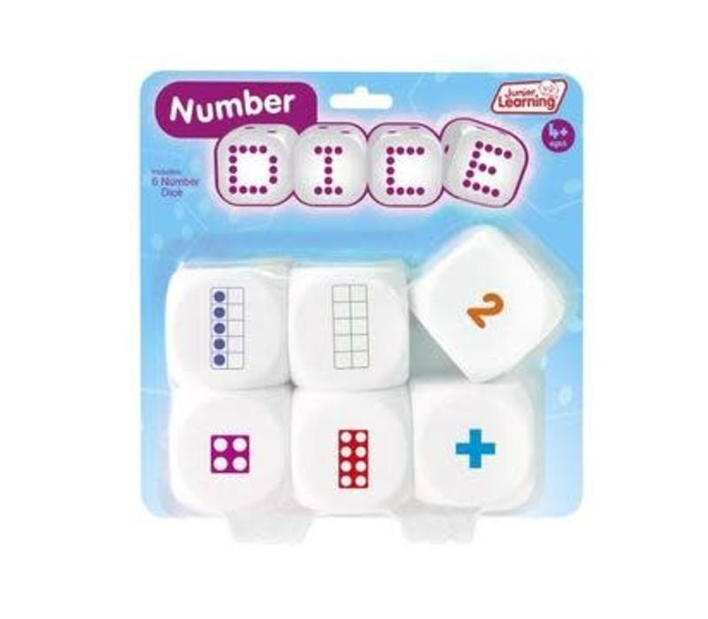 Number Dice *