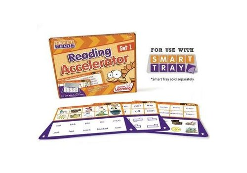 JUNIOR LEARNING Reading Accelerator Cards Set 1
