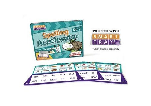 JUNIOR LEARNING Spelling Accelerator Cards Set 2