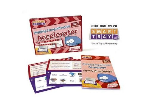 JUNIOR LEARNING Reading Comprehension Non-Fiction Set