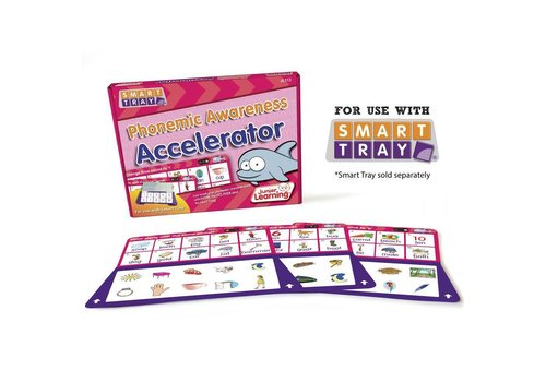JUNIOR LEARNING Phonemic Awareness Accelerator Cards *