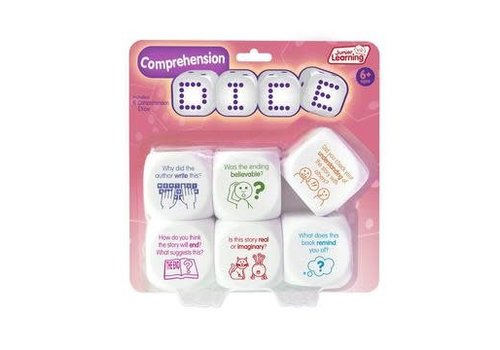 JUNIOR LEARNING Comprehension Dice