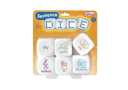 JUNIOR LEARNING Sentence Dice *