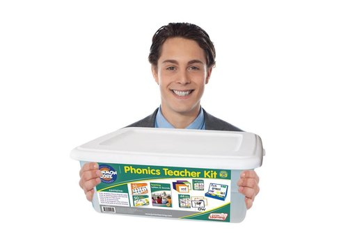 JUNIOR LEARNING Phonics Teacher Kit