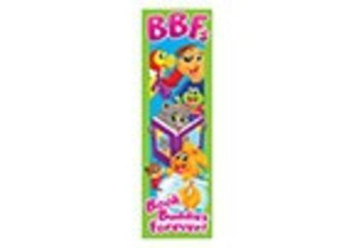 Trend Enterprises Book Buddies Forever! Bookmark (D) *