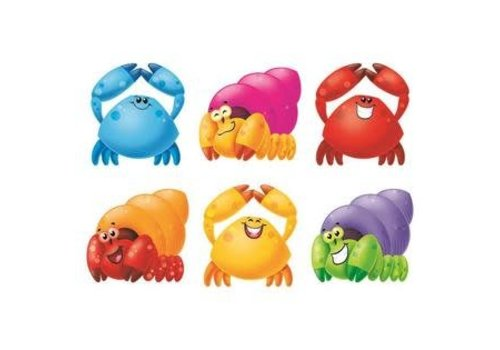 Trend Enterprises Happy Crab Accents Variety Pack, 36 *