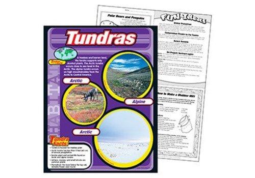Trend Enterprises Tundras Poster