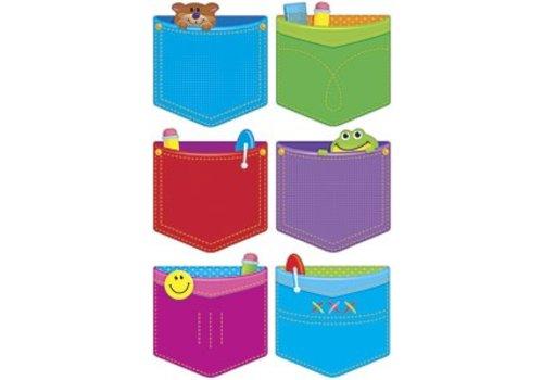 Trend Enterprises Playful Pockets Variety Accents *