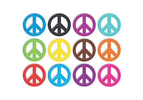 Trend Enterprises Peace Signs Mini Accents *