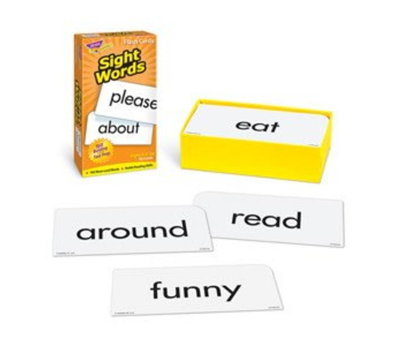 Trend Enterprises Sight Words Flashcards