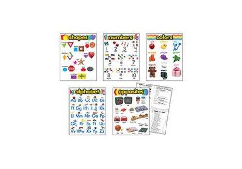 Trend Enterprises Kindergarten Basic Skills