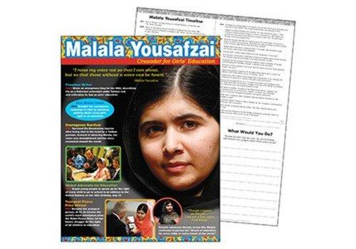 Trend Enterprises Malala Yousafzai Poster*
