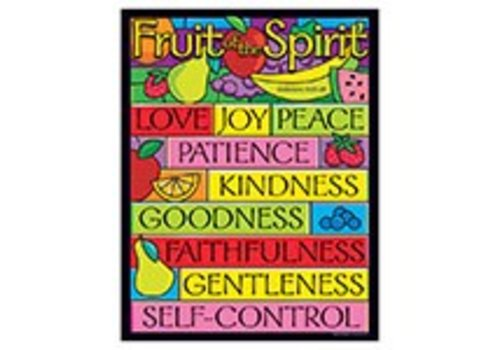 Trend Enterprises Fruit of the Spirit