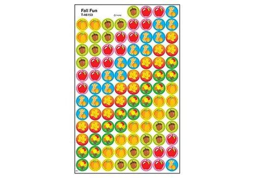 Trend Enterprises Fall Fun SuperSpots Stickers