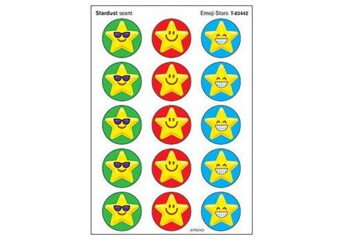Trend Enterprises Emoji Stars Stickers