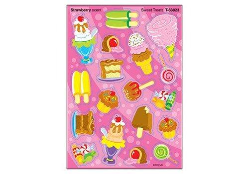 Trend Enterprises Sweet Treats/Strawberry Stickers