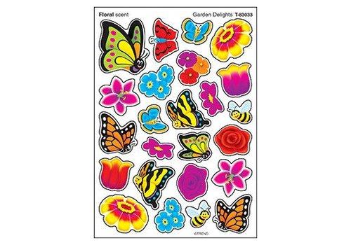 Trend Enterprises Garden Delights Stinky Stickers