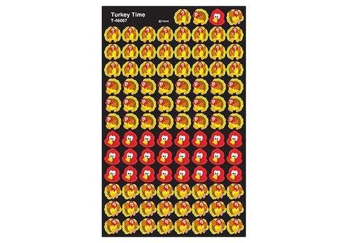 Trend Enterprises Turkey Time Stickers