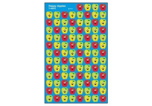 Trend Enterprises Happy Apples Stickers
