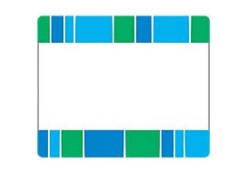 Trend Enterprises Stripe-tacular Cool Blue Labels