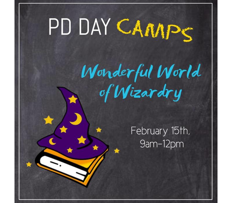 Wonderful World of Wizardry PD Day Camp