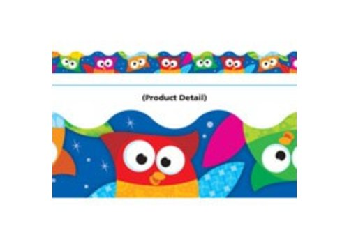 Trend Enterprises Owl-Stars! Border