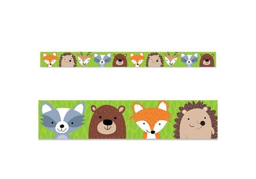 Creative Teaching Press Woodland Friends Border