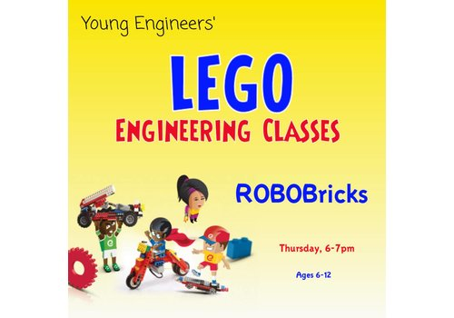 Young Engineers Lego Robo Bricks Course