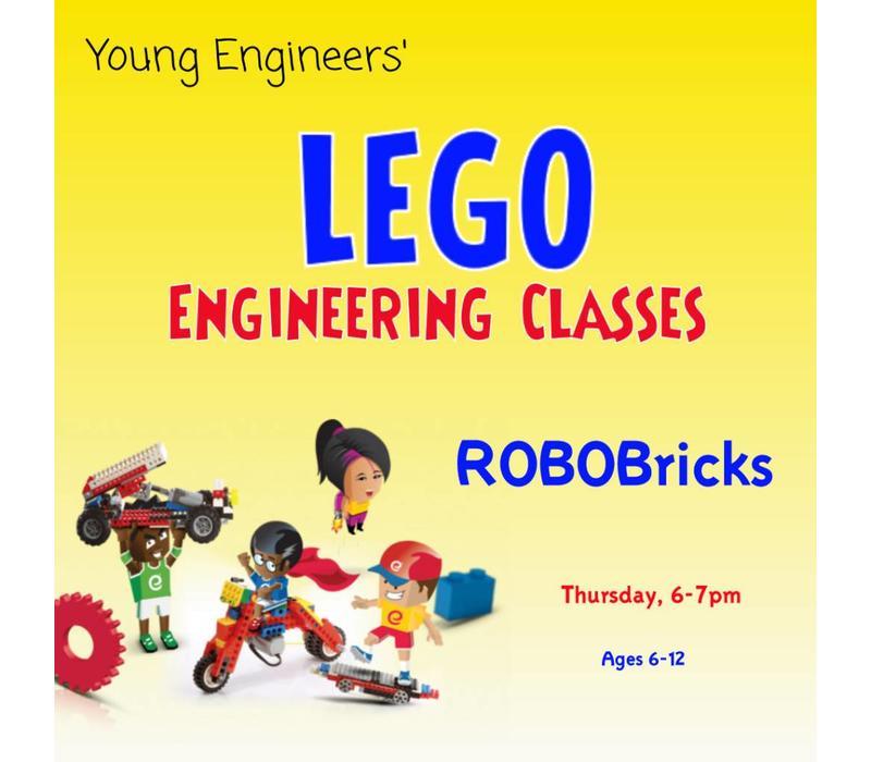 Young Engineers Lego Robo Bricks Course