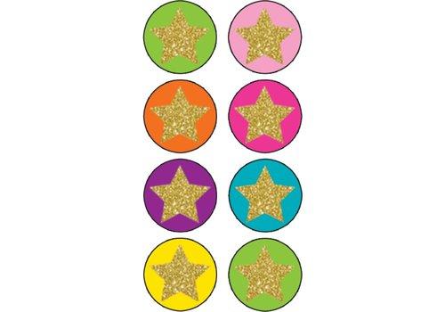 Teacher Created Resources Confetti Stars Mini Stickers