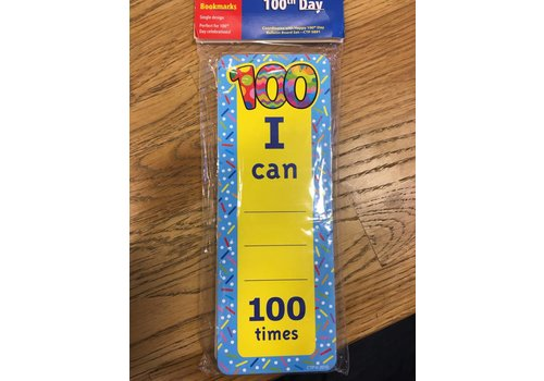 Creative Teaching Press 100th Day Bookmarks