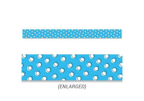 Creative Teaching Press Doodle Dots on Blue Border