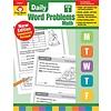 Evan Moor DAILY WORD PROBLEMS GRADE 1 - Revised *