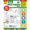 Evan Moor DAILY WORD PROBLEMS GRADE 4 - Revised *